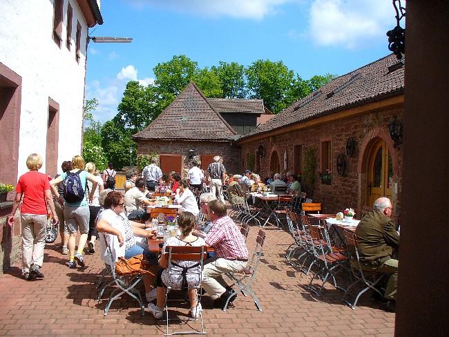 Kloster engelberg großheubach parken